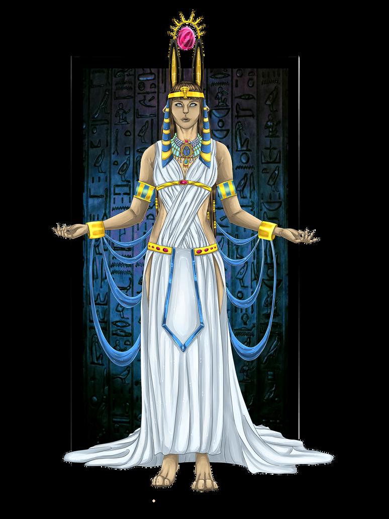 GA -- Jewel of Egypt by Navarose