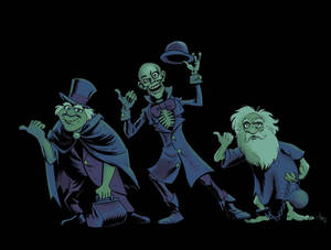 Phineas, Ezra and Gus