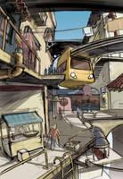 Random City2