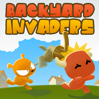 backyardInvaders by Itiohs