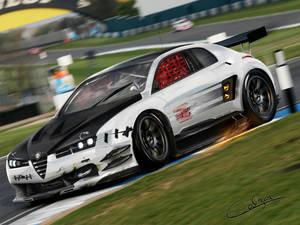 Alfa Romeo And Juliet xD