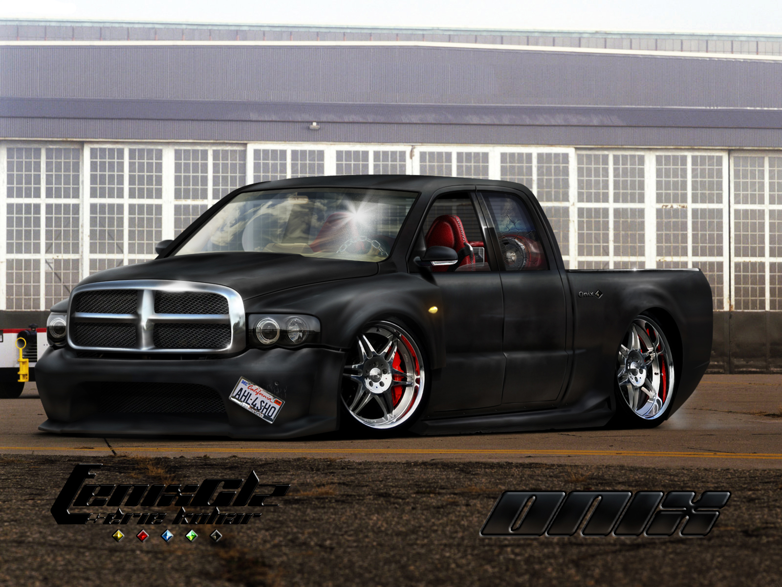 Dodge Ram Onix By Fenixclz013 On Deviantart