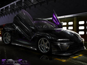 .Mitsubishi Eclypse. by FenixClz013
