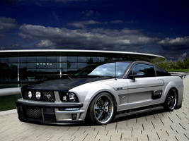 Ford Riderless Mustang by FenixClz013