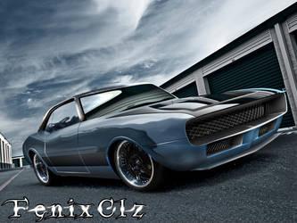 Chevy Camaro Restor by FenixClz013