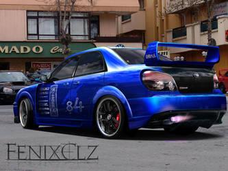 Subaru Impreza by FenixClz013