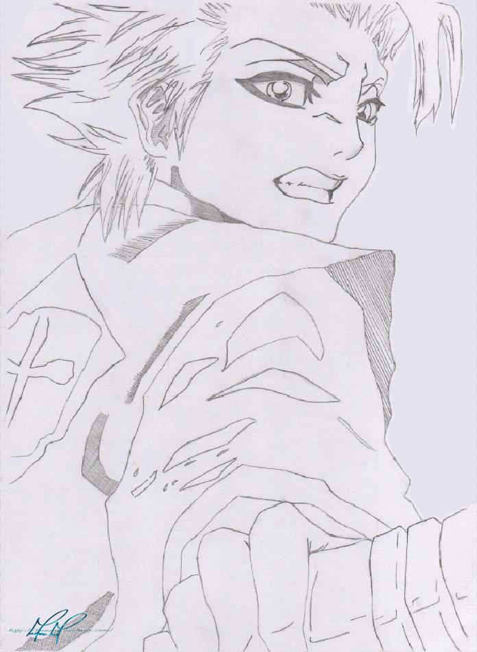 Toshiro by Huasal