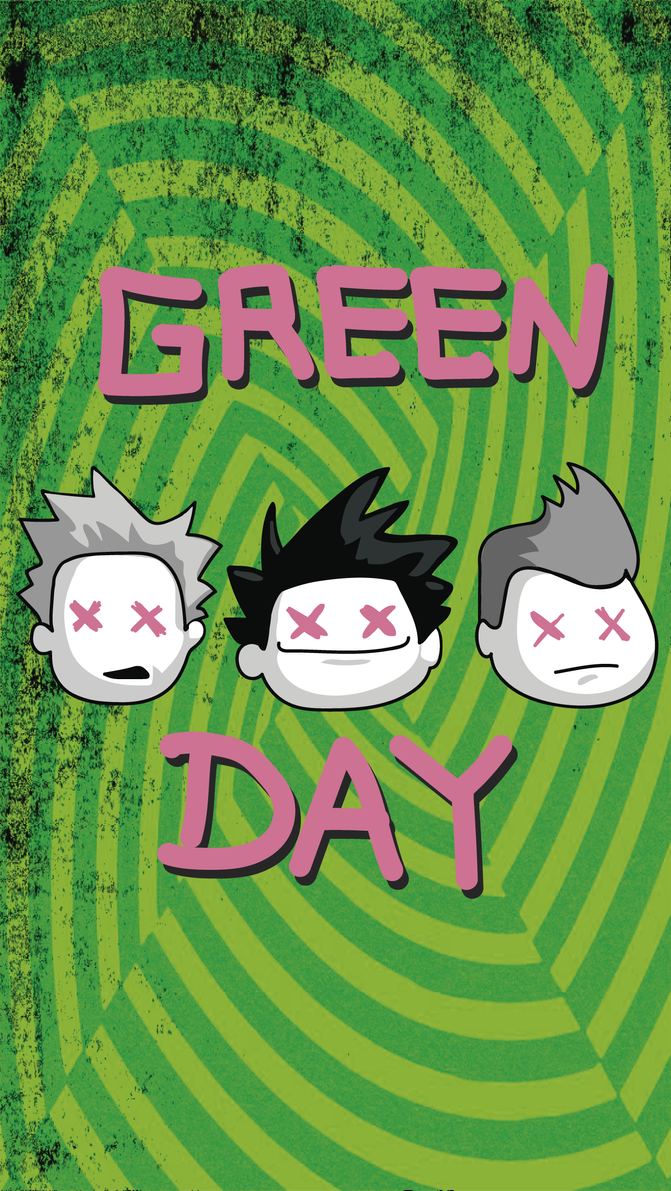 green day iphone wallpaper the