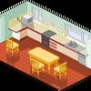 Kitchen by JennyB