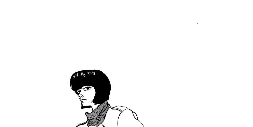 Akira by abarablue