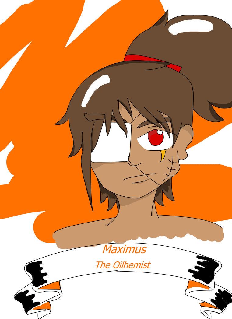 Maximus Giyu - Dear Satan Help Us by Kenny1315