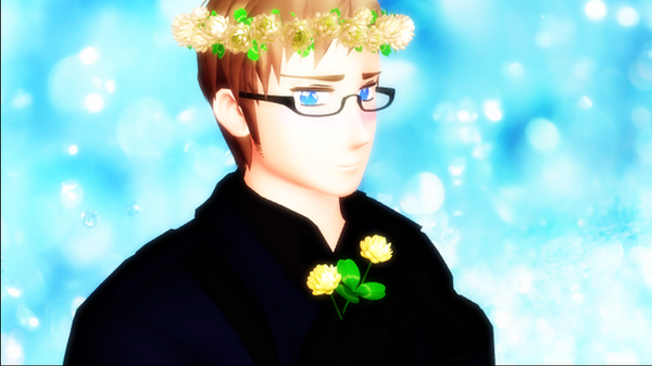 {MMD Hetalia} .:Through the Eyes of Sweden:. by Hungary-Cookies
