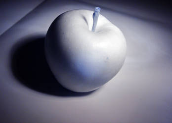 Infrared Apple by TK-26