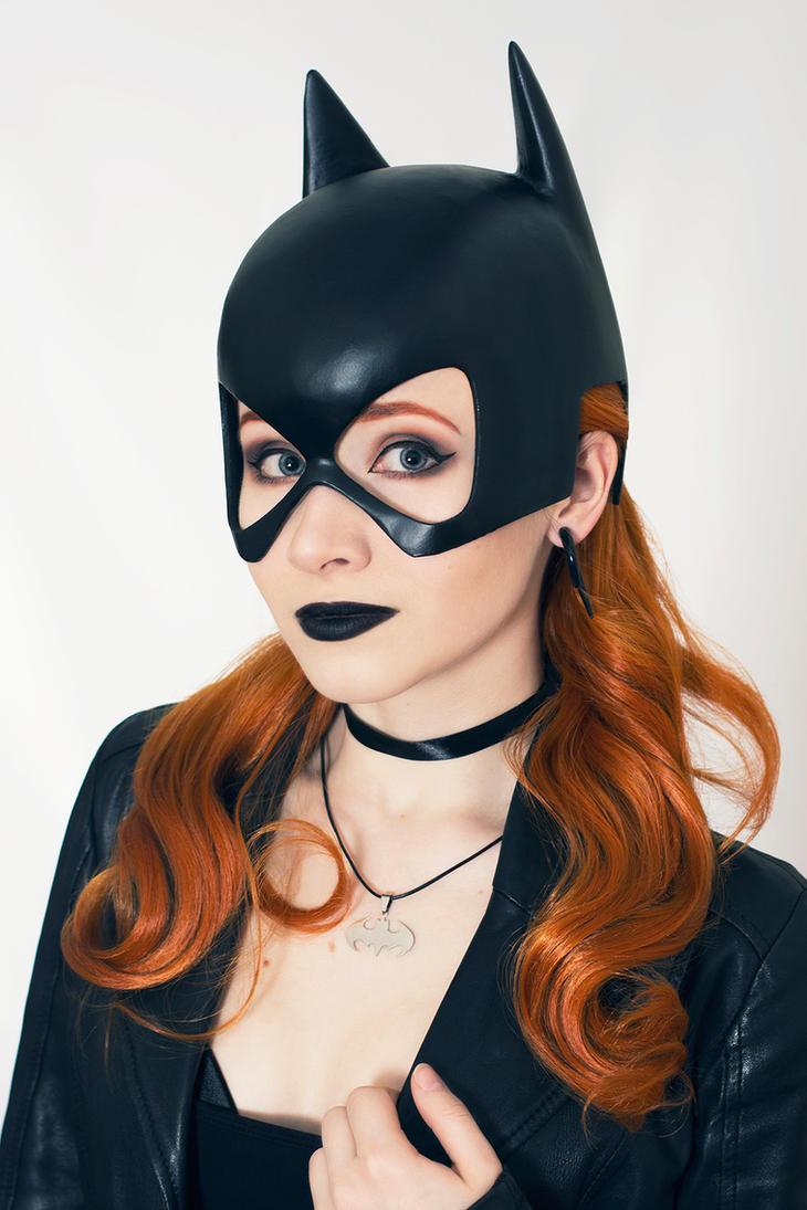 Villain Batgirl by astelvert