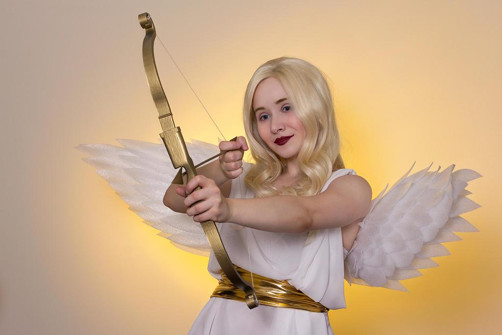 Cupid by astelvert