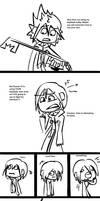 Kingdom Hearts Logic is COOL by DragonRider13025