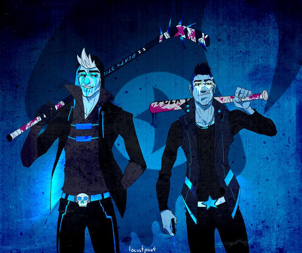 Decker Bros by DragonRider13025
