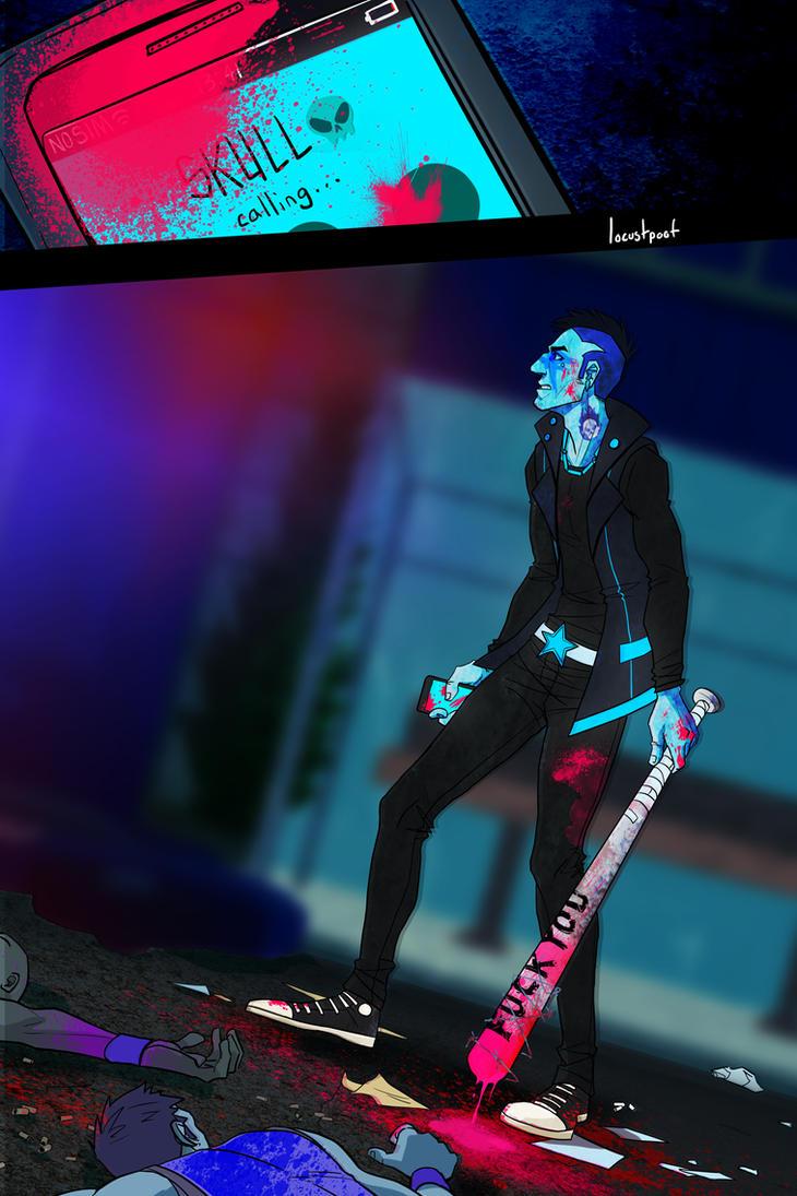 RIP GHOST by DragonRider13025