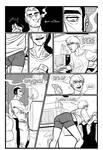 Coffee Shop AU - Page 2