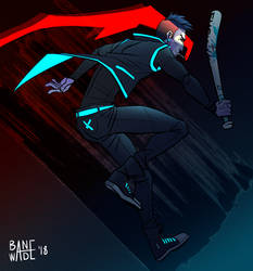 Blake Jump by DragonRider13025