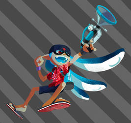 Rio the Inkling