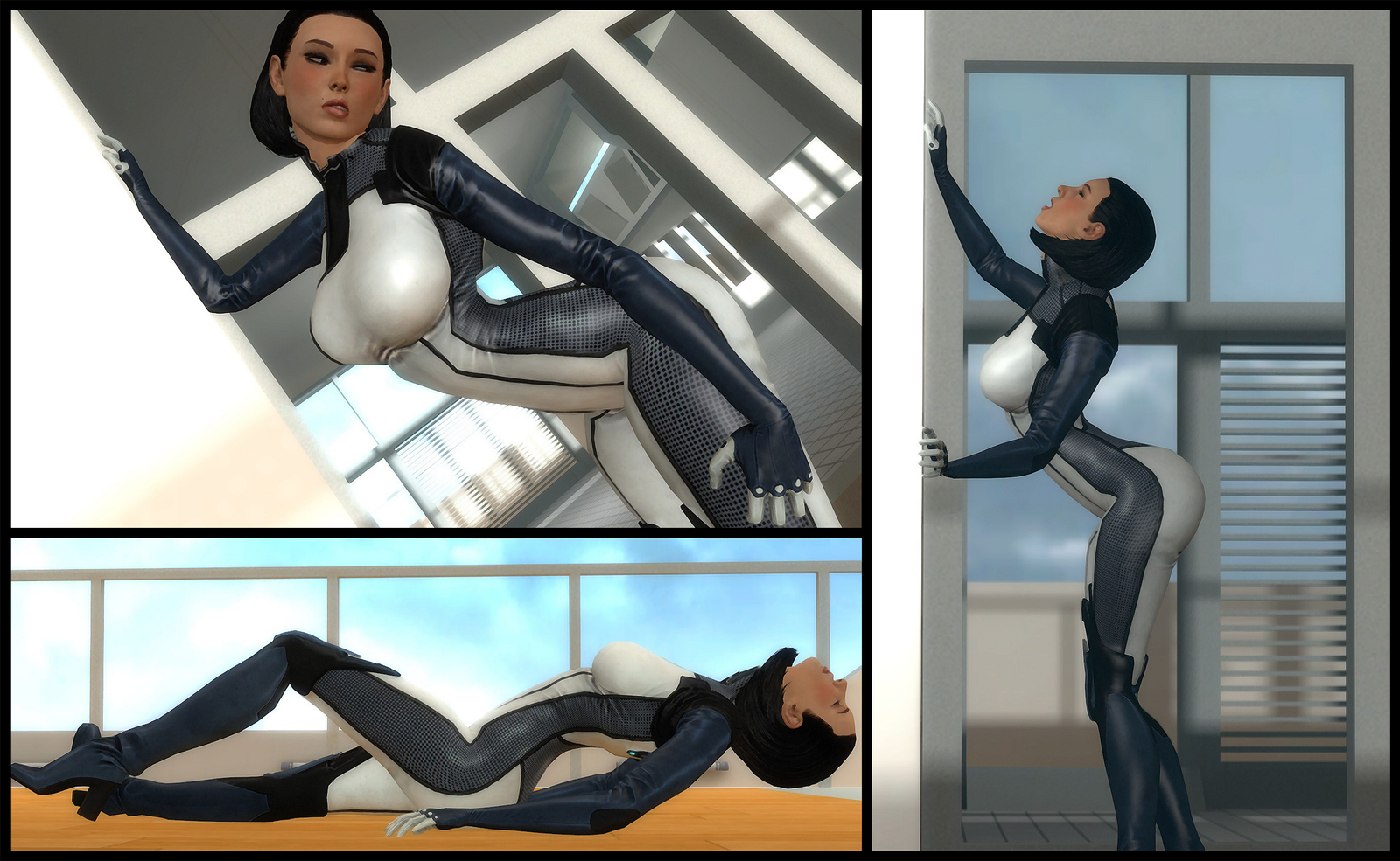 Mass effect dr eva porn naked pictures