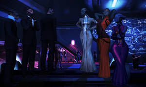 Mass Effect - Party time