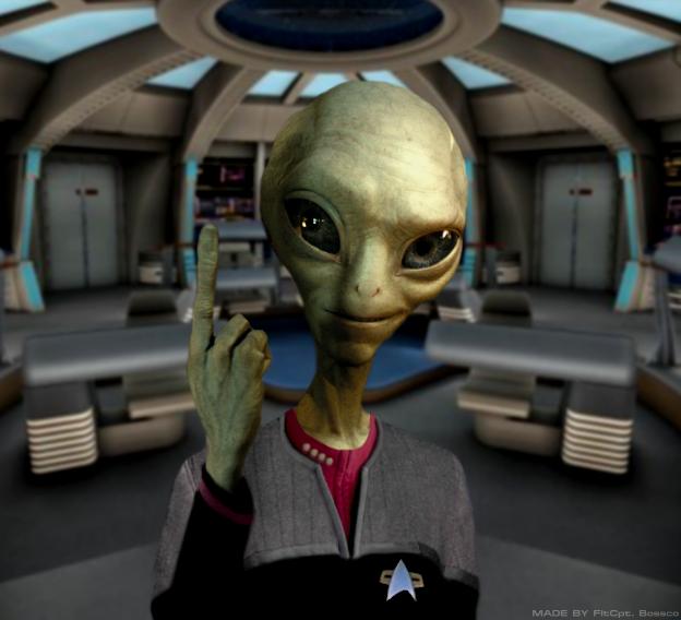 Paul in Starfleet by monkeysuncle30