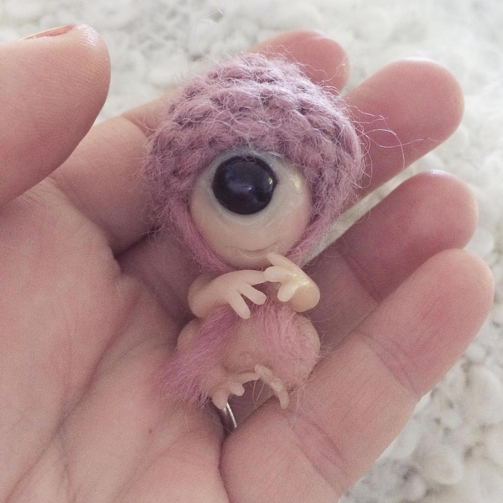 Cyclop-Elf by annieelf