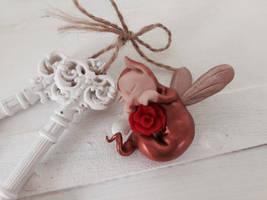 Dragonfly-Elf by annieelf