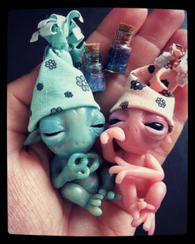 Little Extraterrestrials