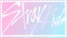 Stray Kids Stamp - Pastel Version by Pogromzolaa