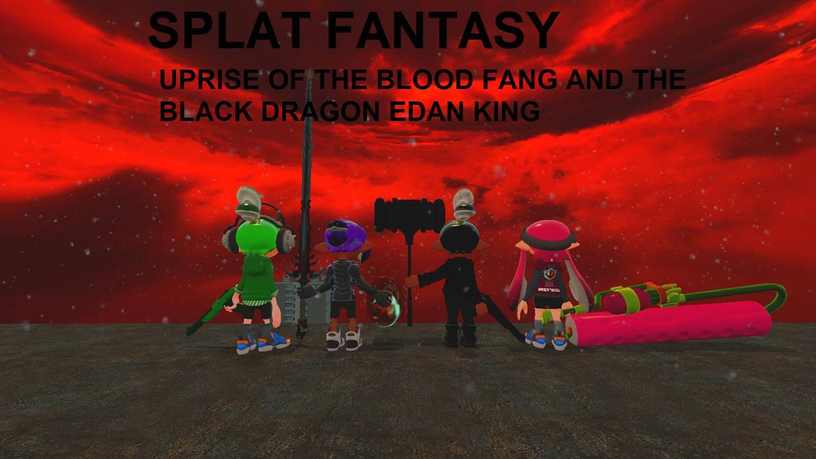 Splat Fantasy by jakeflames