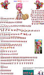 Sonic BOOM Sprites: Amy Rose