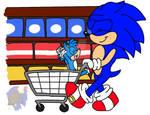 .:Fan Art Mashup Challenge:. Sonic and Monty