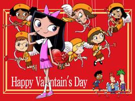 Happy Valentine's Day by UOTSdA