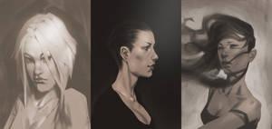 Portraits by CrackBag