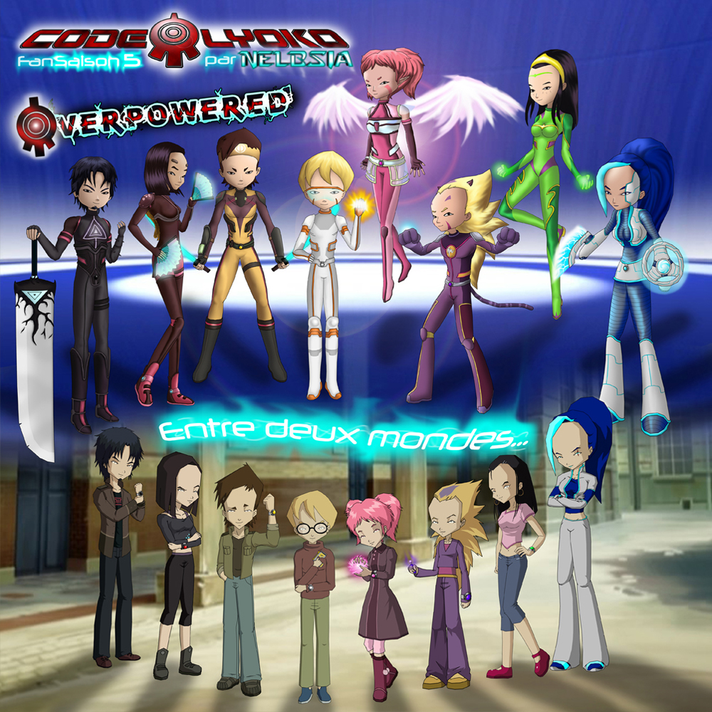 code lyoko Code lyoko questions including where can you watch code lyoko in english and are you ever going to see jeremy's lyoko form in code lyoko.