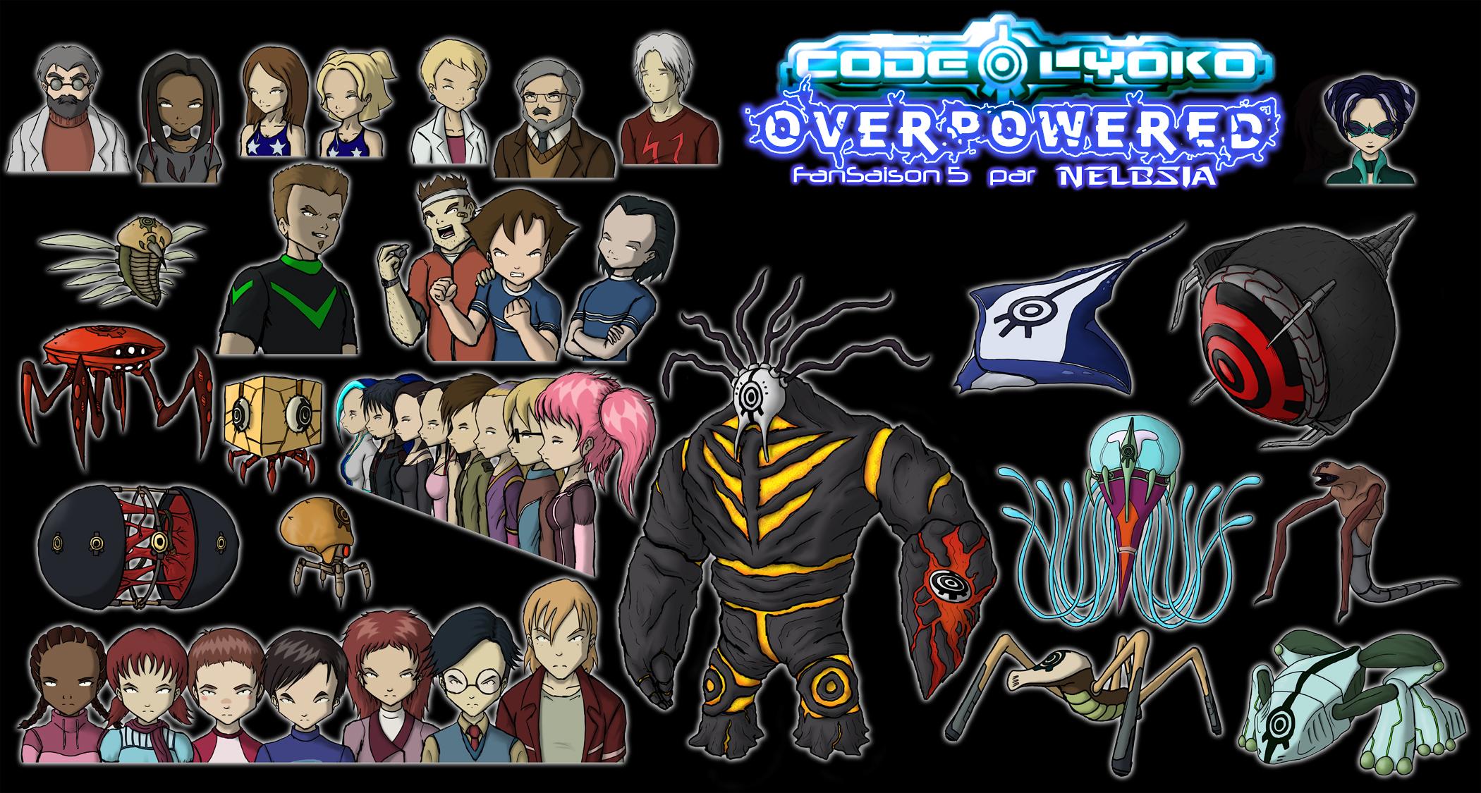 CODE: Lyoko- Unknown Foxtrot, Humanity's Final Tes by Snakealien ...