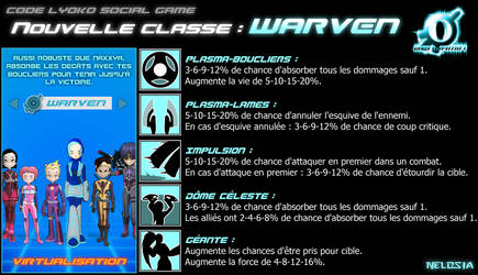 CLSG New Class Warven by Nelbsia