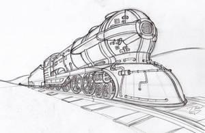 Train by SteveNoble197