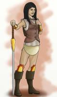 Warrior RPG