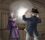 Misscliks fanart - Mutiny