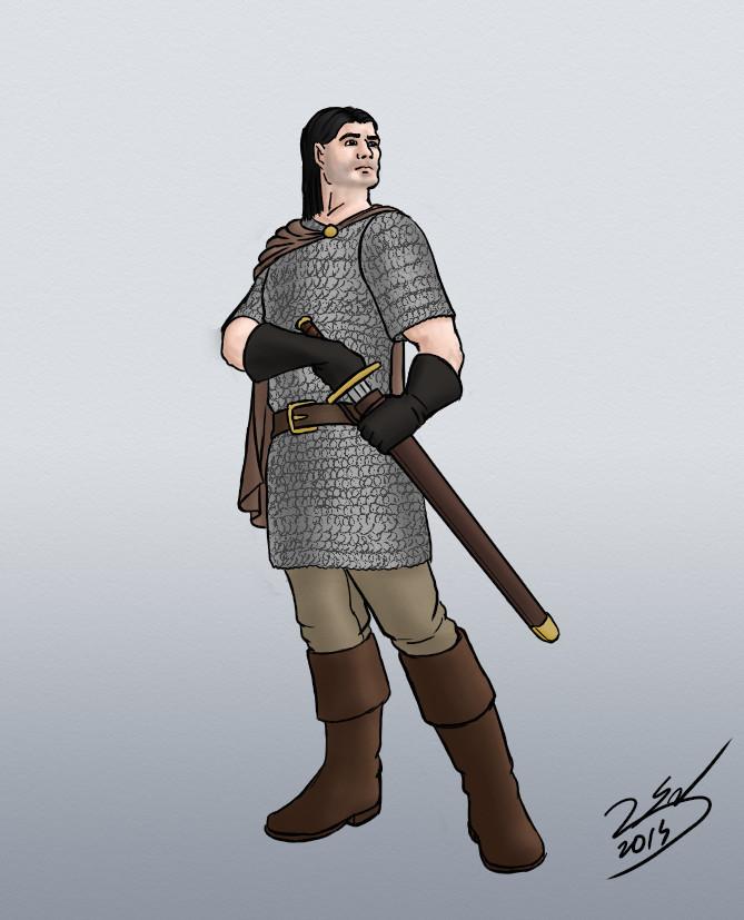 RnD - Quin (Pendragon)