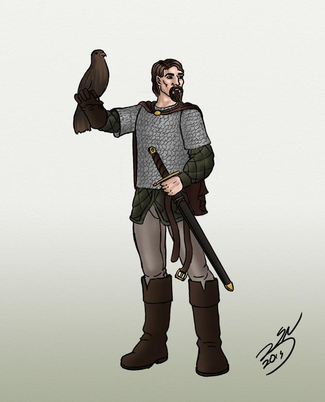 RnD - Emrys (Pendragon)