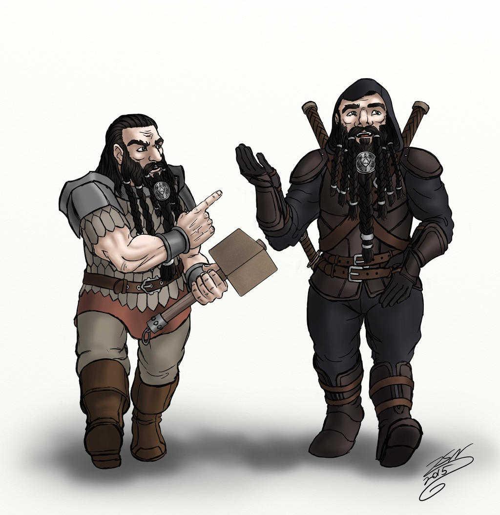 West Marches - Ironheart Brothers