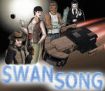 Swan Song cover (ver. A)
