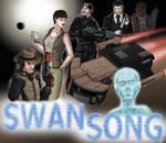 Swan song cover (ver. B)