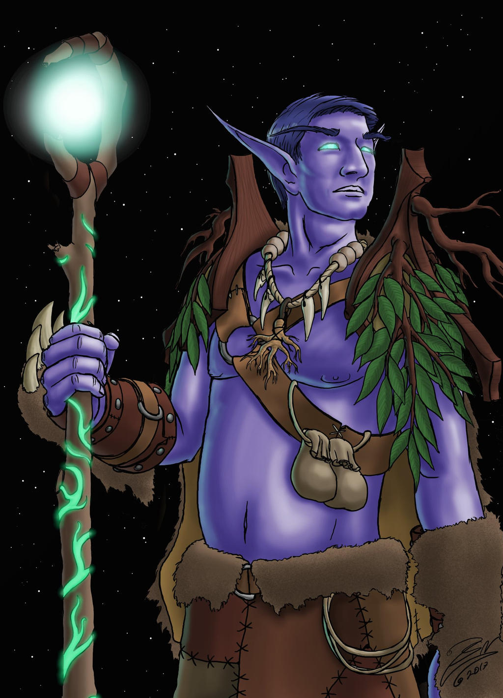 My brother the druid