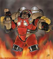 Starcraft - Firebat by SteveNoble197